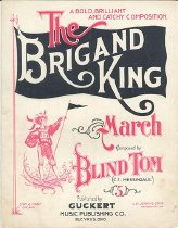 Image of Music, sheet - The Brigand King March