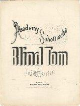 Image of Music, sheet - Academy Schottische