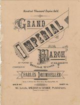 Image of Music, sheet - Grand Imperial March