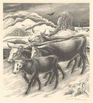 Image of Ernest Fiene, Mid-Winter, 1939
