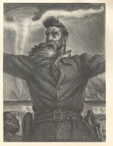 Image of John Steuart Curry, John Brown, 1939