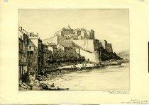 Image of Philip Harris Giddens, The Port Of Calvi, Corsica
