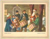 Image of Card, greeting - Joyous Music
