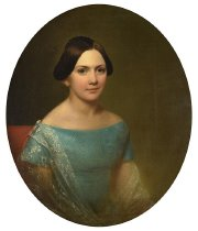 Image of Edward Mooney, Georgia Mustian Davis, ca. 1847