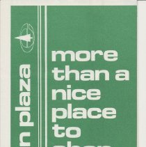 Image of Back cover to street guide, 1979