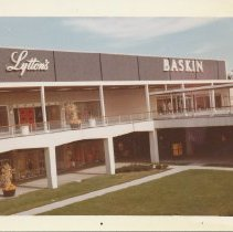 Image of Evergreen Park Plaza, New Addition, 1963