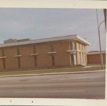 Image of Evergreen Park High School, 99th Kedzie, 1963