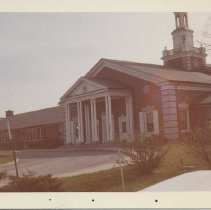 Image of Southeast Elementary School, 98th Francisco, 1963 - Print, Photographic
