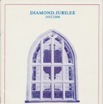 Image of Reflecting, Rejoicing, Reaching Out: Diamond Jubilee, 1915-1990 - Magazine