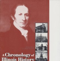 Image of A Chronology of Illinois History - Pamphlet