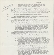 Image of First page of March 15, 1976