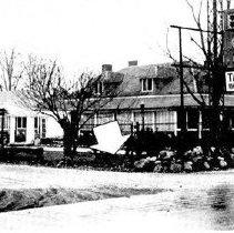 Image of 1934 John Dillinger Gang Shootout - Photograph