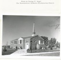 Image of The Westminster Orthodox Presbyterian Church - Print, Photographic