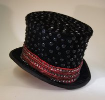 Image of 1999.001.38.1 - Hat, Top