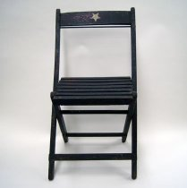 Image of 2003.021.02 - chair, folding