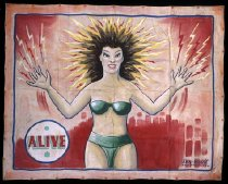 Image of 2004.040.5 - Sideshow Banner