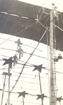 Image of CWi 1993 - Wallenda's performing a bicycle act