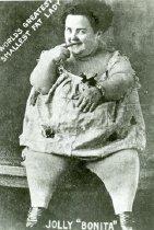 Image of CWi 3242 - Bonita - The Midget Fat Girl