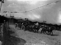 Image of CWi 428 - Miniature Stagecoach used by the Miller Bros. 101 Ranch Wild West