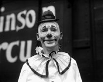 Image of CWi 916 - Unidentified Clown