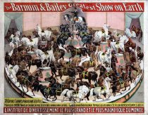 Image of CWi 15013 - Barnum & Bailey Circus
