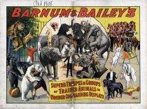 Image of CWi 15084 - Barnum & Bailey Circus