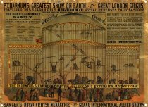 Image of CWi 15237 - P.T. Barnum's Greatest Show on Earth and Great London Circus