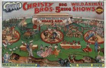 Image of CWi 15748 - Christy Bros. Circus