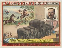 Image of CWi 16653 - W.W. Cole's Circus