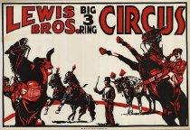 Image of CWi 17490 - Lewis Bros. Circus