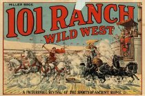 Image of CWi 17967 - Miller Bros. 101 Ranch Wild West
