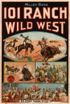 Image of CWi 17983 - Miller Bros. 101 Ranch Wild West