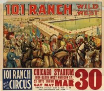 Image of CWi 17965 - Miller Bros. 101 Ranch Wild West