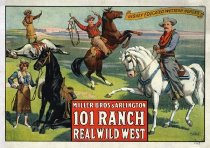 Image of CWi 17930 - Miller Bros. 101 Ranch Wild West