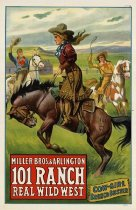 Image of CWi 17933 - Miller Bros. 101 Ranch Wild West