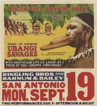 Image of CWi 18515 - Ringling Bros. Barnum & Bailey Circus