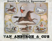Image of CWi 20099 - Van Amburgh & Co's Great Zoological Exhibition