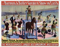 Image of CWi 14836 - Barnum & Bailey Circus