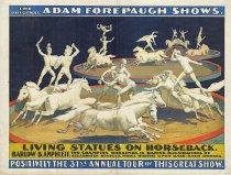 Image of CWi 14092 - Adam Forepaugh Circus