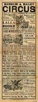 Image of CWi 6107 A-B - Barnum & Bailey Circus
