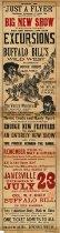 Image of CWi 6166 A-B - Buffalo Bill's Wild West