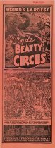 Image of CWi 6197 A-B - Clyde Beatty Circus