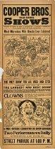Image of CWi 6237 - Cooper Bros. Circus