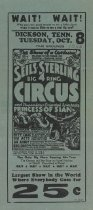 Image of CWi 6662 A-B - Seils-Sterling Circus