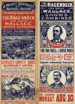 Image of CWi 6330 A-B - Hagenbeck-Wallace Circus