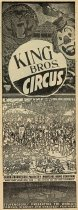 Image of CWi 6442 A-B - King Bros. Circus