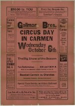 Image of CWi 4696 - Gollmar Bros. Circus