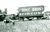 Image of CWi 4691 - Hunt Bros. Circus