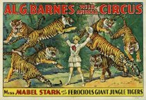 Image of Mabel Stark and Jungle Tigers