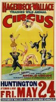 Image of CWi 17385 - Hagenbeck-Wallace Circus
